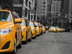 Yandex.Taxi has told about the drop in demand for taxi services